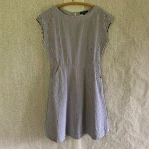 UNIQLO cotton dress